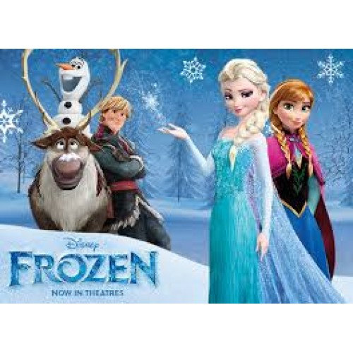 Frozen Themed party pack