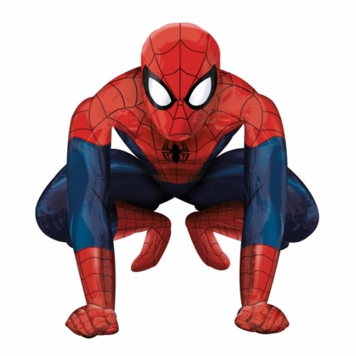 Spider-Man AirWalkers Foil Balloon - P93 5 PC