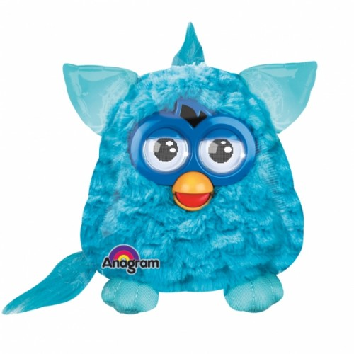 Furby AirWalkers Buddies Foil Balloon
