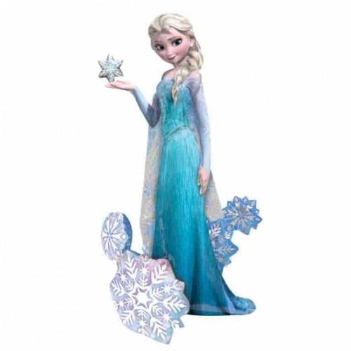 Frozen AirWalkers Elsa the Snow Queen Foil Balloons