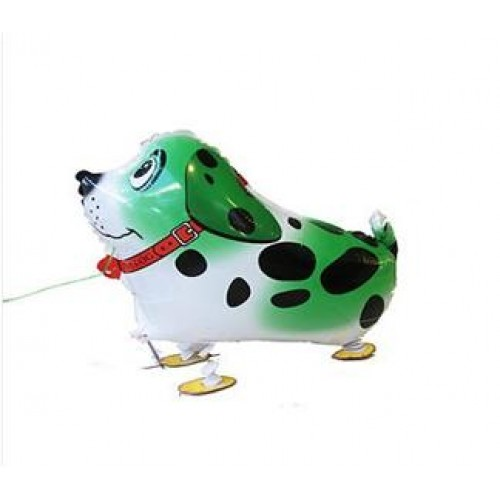Green Spotted Dog